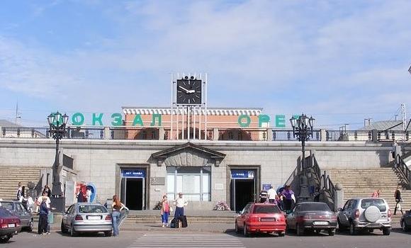 ЖД Вокзал ЖД вокзал Орёл